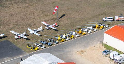 Aérodrome des Landes de Corprais
