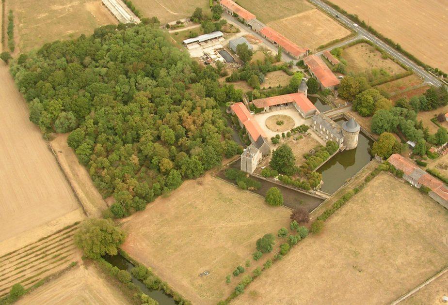 Chateau de l'Echasserie