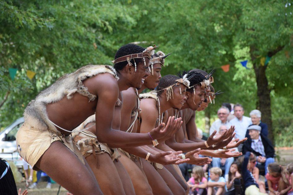 Festival de Cugand Accueil des troupes La Bruffière