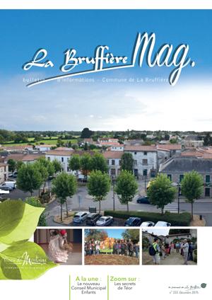 Bulletin d'informations La Bruffière'Mag n°255
