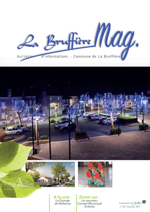 Bulletin d'informations La Bruffière'Mag n°261