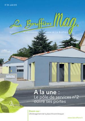 Bulletin d'informations La Bruffière'Mag n°264