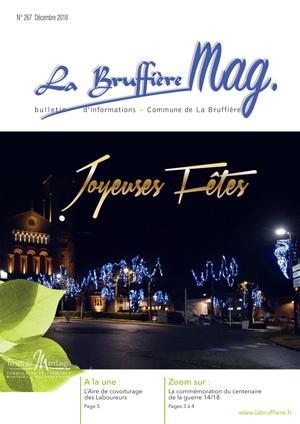 Bulletin d'informations La Bruffière'Mag n°267