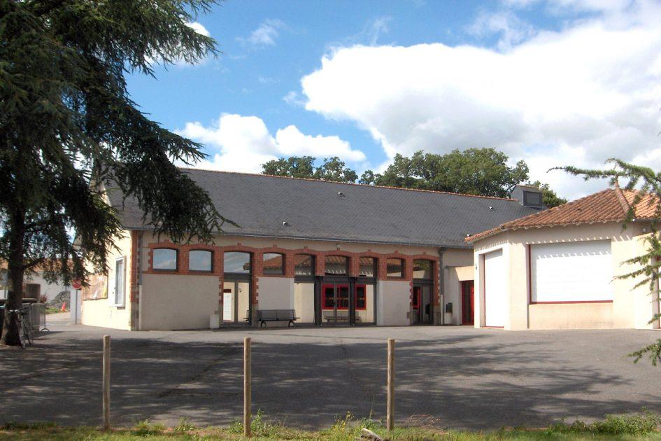 Salles polyvalentes - Place Vincent Ansquer