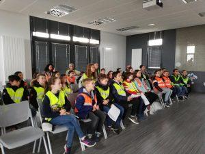 Le Conseil Municipal Enfants visite Vendée Tri
