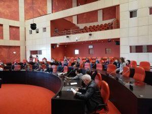 Le Conseil Municipal Enfants en visite au Conseil Départemental de la Vendée
