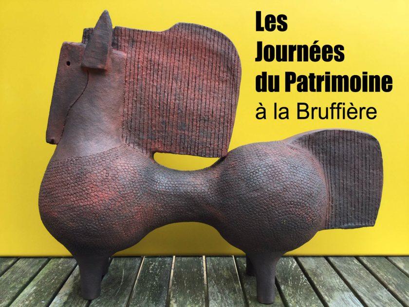 Journées du patrimoine : expo d'artistes locaux