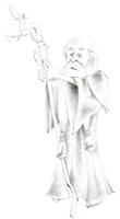 Druide Téor - Les secrets de Téor