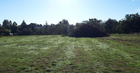 Le futur lotissement des Potiers à La Bruffière
