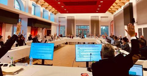 Conseil communautaire Terres de Montaigu - Septembre 2021